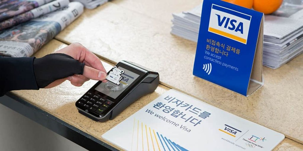 Visa wearable payment devices